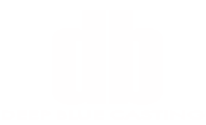 Deep Blue Casting Logo